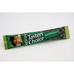 Nescafe Taster's Choice Instant Coffee Decaffeinated 80 Count Single Stick