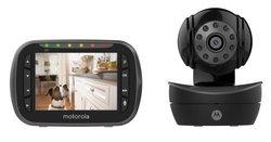 "Motorola Remote Wireless Pet Monitor Camera with 3.5"""" Color LCD Screen"" 607520"