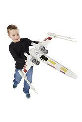 Hasbro Star Wars Hero Series Electronic X-Wing Fighter Vehicle