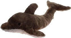 "26"" Large Dolphin Plush Stuffed Animal Toy by Fiesta Toys"