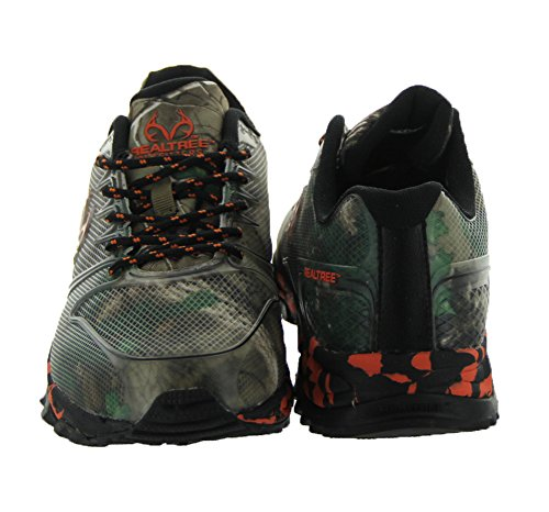 ... Realtree Outfitters Men s Cobra Hiking Shoes - Brown Orange - 10.5 D(M)  ... 93d70e3ad42