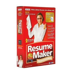 Resumemaker Professional Deluxe 18 (CS)
