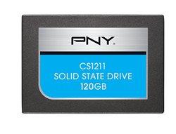 "[DISCONTINUED] PNY 120GB CS1211 Internal 2.5"" SATA III Value Solid State Drive SSD7CS1211-120-RB"