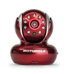 Motorola Wi Fi Video Baby Monitor Camera Blink Camera - Red