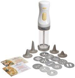 Wilton W4008 Cookie Master Plus Cordless Cookie Press