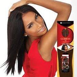 """Sensationnel 100% Remi Human Hair Remi 3 Way Part Closure - Size: 10-12"""""""