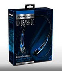Mental Beats Unleashed Stereo Bluetooth Headset: Blue