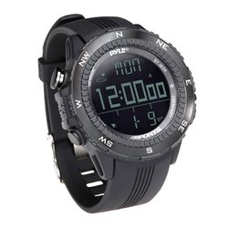 Digital Multifunction Active Sports Watch: Black - PSWWM82BK