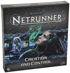 Android Netrunner LCG Creation and Control Card Game
