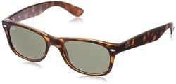 Ray-Ban Wayfarer Sunglasses - Tortoise/Green