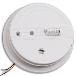 Hardwired Inter-Connectable 120-Volt Auxiliary Heat Alarm 135 Degree