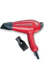 Free Shipping Super Turbo Power Megaturbo Hair Dryer With Comb 3001