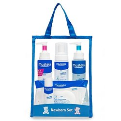 Mustela Newborn Essentials 4 Piece Gift Set