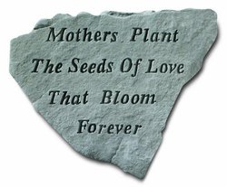 Stepping Stone- Mothers plant the seeds
