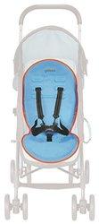 Geleeo Baby Stroller Cooling Gel Liner - Blue
