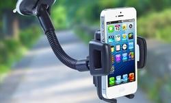 Wirelessjackcom Waloo Car Mount Kit with Air Vent Clip