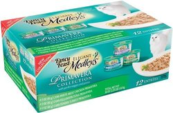 Fancy Feast Elegant Medleys  with Garden Greens Wet Cat Food - 3 oz - 12Pk