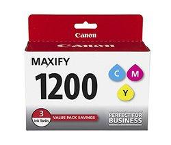 CanonInk MAXIFY PGI-1200 3Color Multi Pack Ink