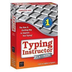 Typing Instructor Platinum 21 - The New & Exciting Way to Improve Typing