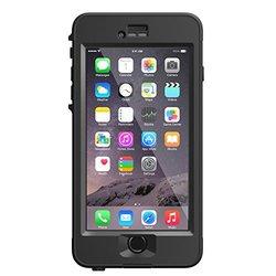 LifeProof NUUD Waterproof Case for iPhone 6 Plus - Black
