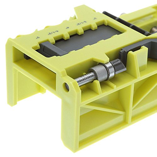 Ryobi Fits most standard door thicknesses Door Hinge Template ...