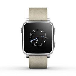 Pebble Smart Time Steel - Silver
