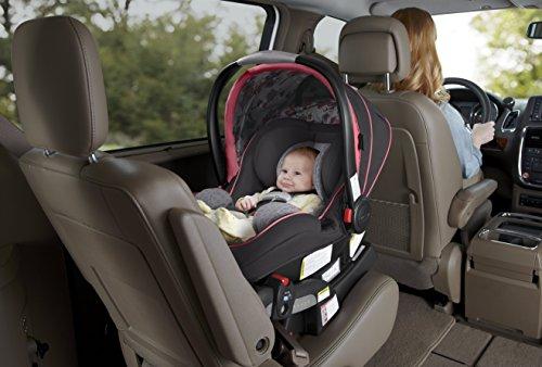 Graco SnugRide Click Connect 40 Infant Car Seat - Emma - Check Back ...