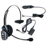 Blueparrott Roadwarrior Wireless Headset - Gray