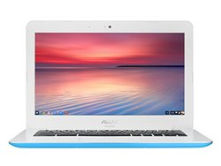 "ASUS Chromebook 13"" 4GB 16GB Chrome OS  - Light Blue (C300MA-DH02-LB)"