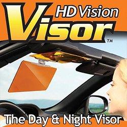 HD Vision Visor, The Day & Night Visor