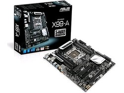 Asus DDR4 3000 LGA 8-Channel HD Audio ATX Motherboard (X99-A)