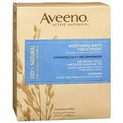 Aveeno 8 Count Soothing Anti-Itch Bath Treatment - 1.5Oz
