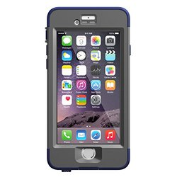 LifeProof Nuud WaterProof Case for iPhone 6 - Night Dive Blue (77-50306)