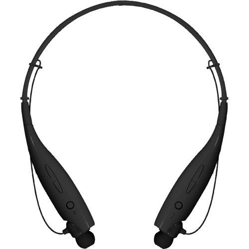 a4d8cf756b8 Bytech Wireless Bluetooth Earbud Neckband Headphones - Black - Check ...