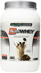 Nutriforce Sports Nutriwhey Cafe Cream - 1.82 lbs