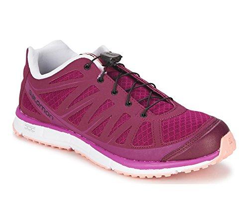 be73bab9052f ... Salomon Women s Kalalau Running Shoes - Mystic Purple - Size  9.5 B(M)  ...