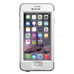 LifeProof Nuud Waterproof Case for iPhone 6 - Avalanche White