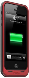 Mophie Juice Pack Air for iPhone 5/5s/5se - Red (JPS-IP5-RED)