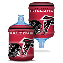 NFL Large Bottle Skinz Water Cooler Cover: Atlanta Falcons