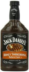Jack Daniel's Honey Smokehouse Barbecue Sauce 2.86 x, 40 oz, kg
