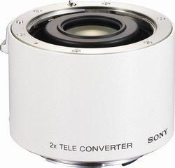Sony 2.0x Teleconverter Lens for Sony Alpha Digital SLR Camera