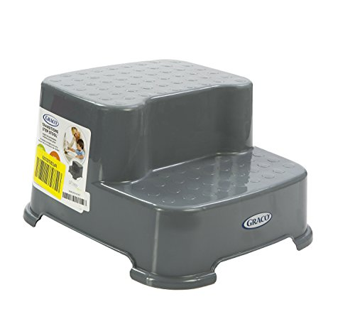 Fantastic Graco Transitions Step Stool Grey Check Back Soon Blinq Gmtry Best Dining Table And Chair Ideas Images Gmtryco