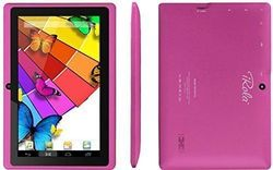 "iROLA 7"" Tablet 8GB Android 4.4 - Pink (DX758 Pro)"