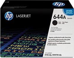 HP 644A LaserJet Toner Cartridge for HP Color LaserJet 4730 -Black(Q6460A)
