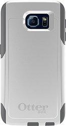 Samsung Galaxy S6 Case - Otterbox Commuter - White (44798TGR)