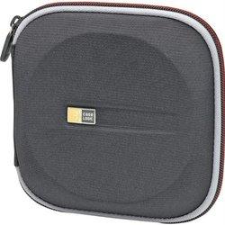 Media Storage-Case Logic 24-CD Zippered Wallet