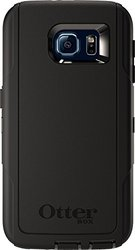 Otterbox Defender Carrying Case for Samsung Galaxy S6 - Black