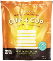 Cup4Cup Gluten Free Pancake & Waffle Mix-246 gm