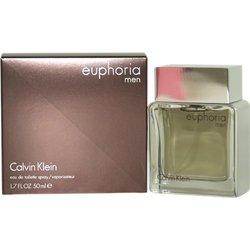 Calvin Klein Euphoria 50ml Men's Edt Spray