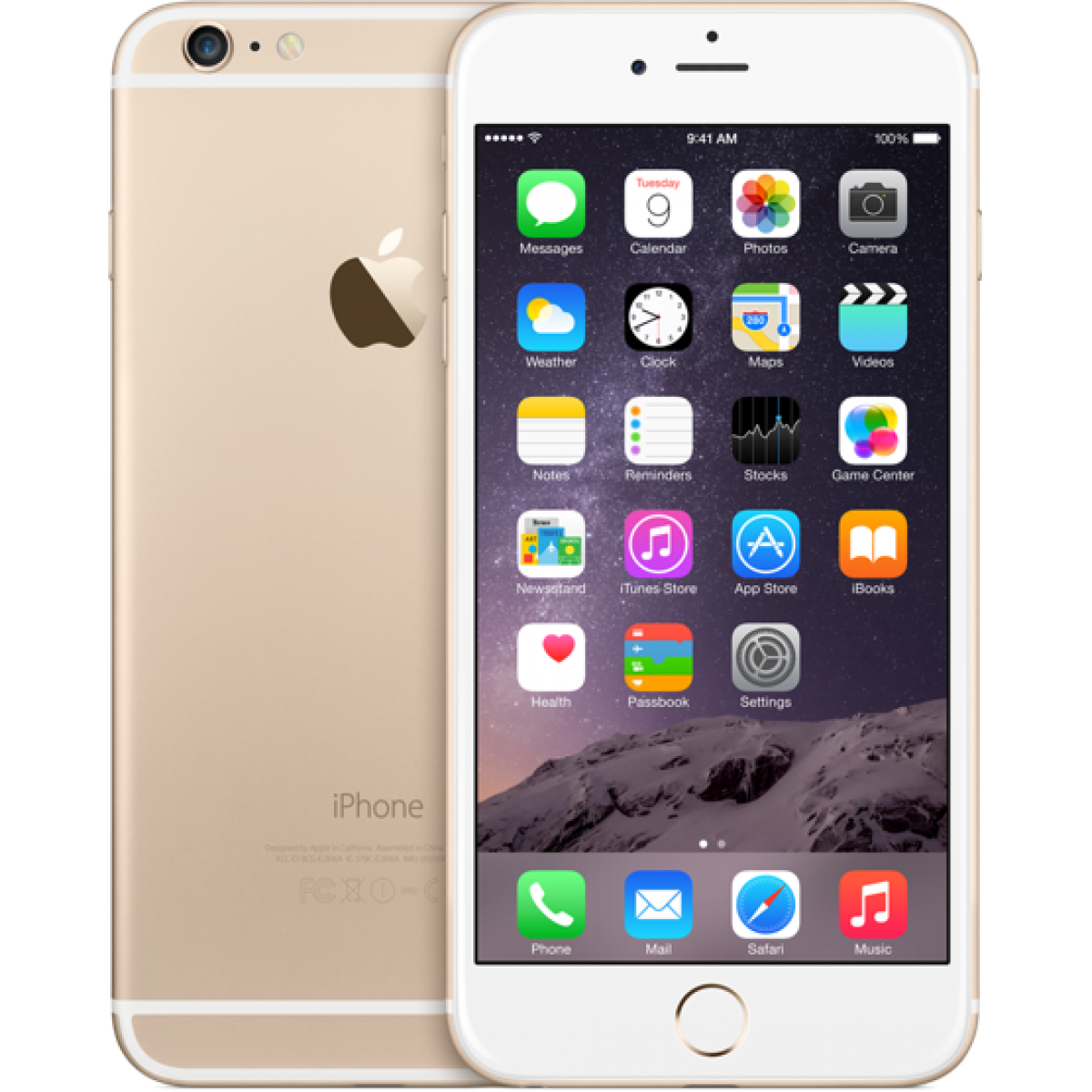 Iphone 5 back png apple iphone 5 16gb -  Apple Iphone 6 Plus 16gb No Contract For Verizon Wireless Gold
